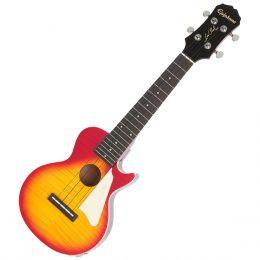 Ukulele Les Paul Outfit Heritage Cherry Sunburst - Epiphone