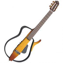 Viol�o El�trico Silent Guitar SLG110N TBS Tobacco Brown Sunburst - Yamaha