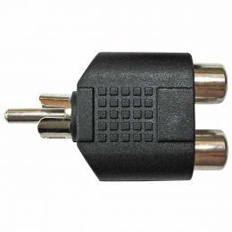 Adaptador 2x RCA F / RCA M WC 2053 AD - Wireconex