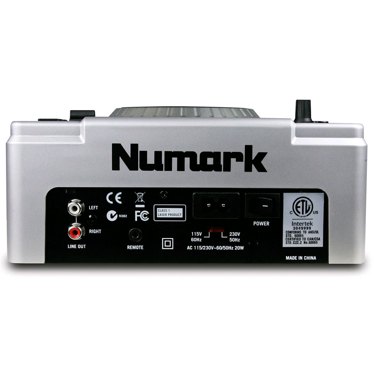 NDX400 - CDJ Player c/ USB NDX 400 - Numark