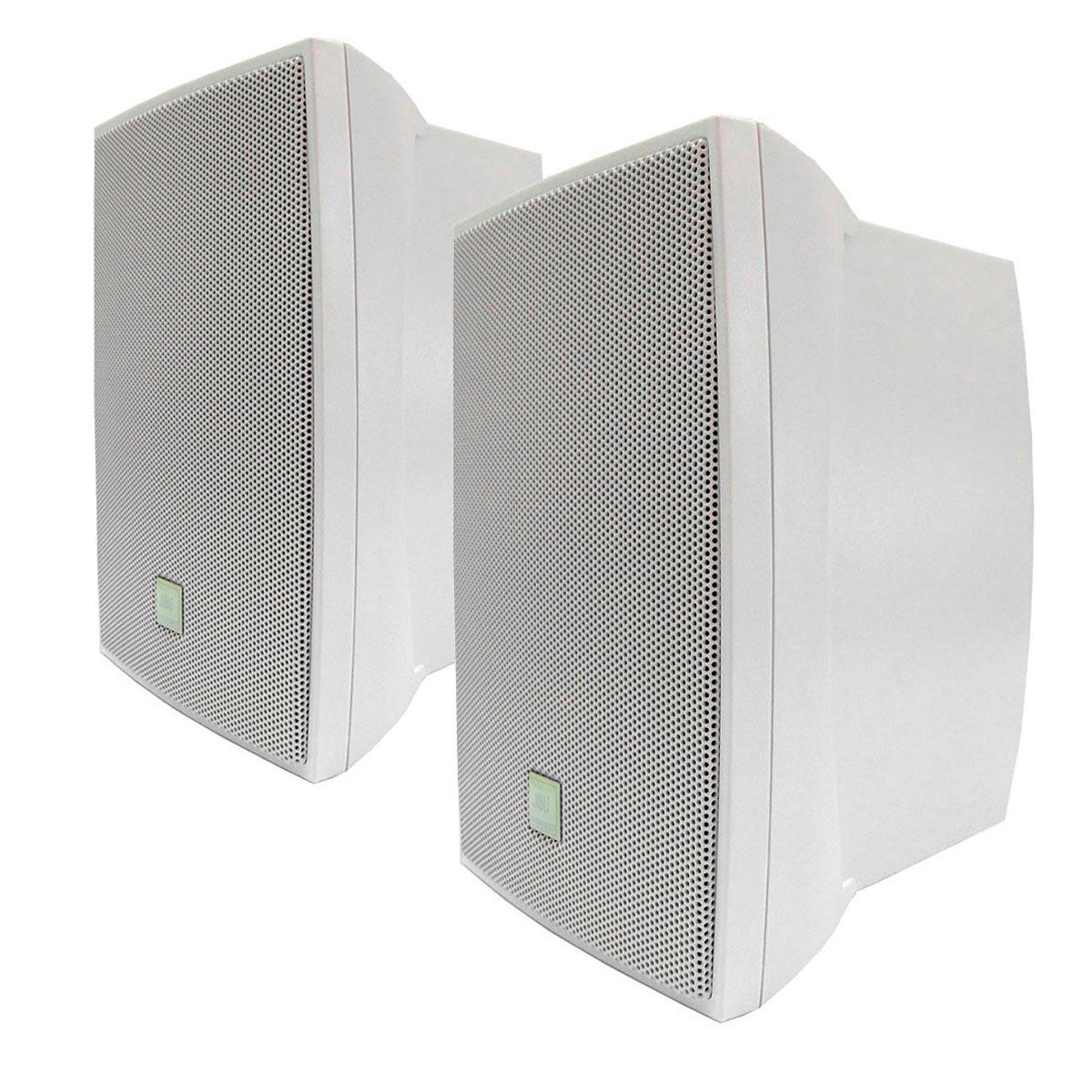 Caixa Passiva p/ Som Ambiente Fal 5 Pol 40W c/ Suporte (Par) - C 521 B JBL