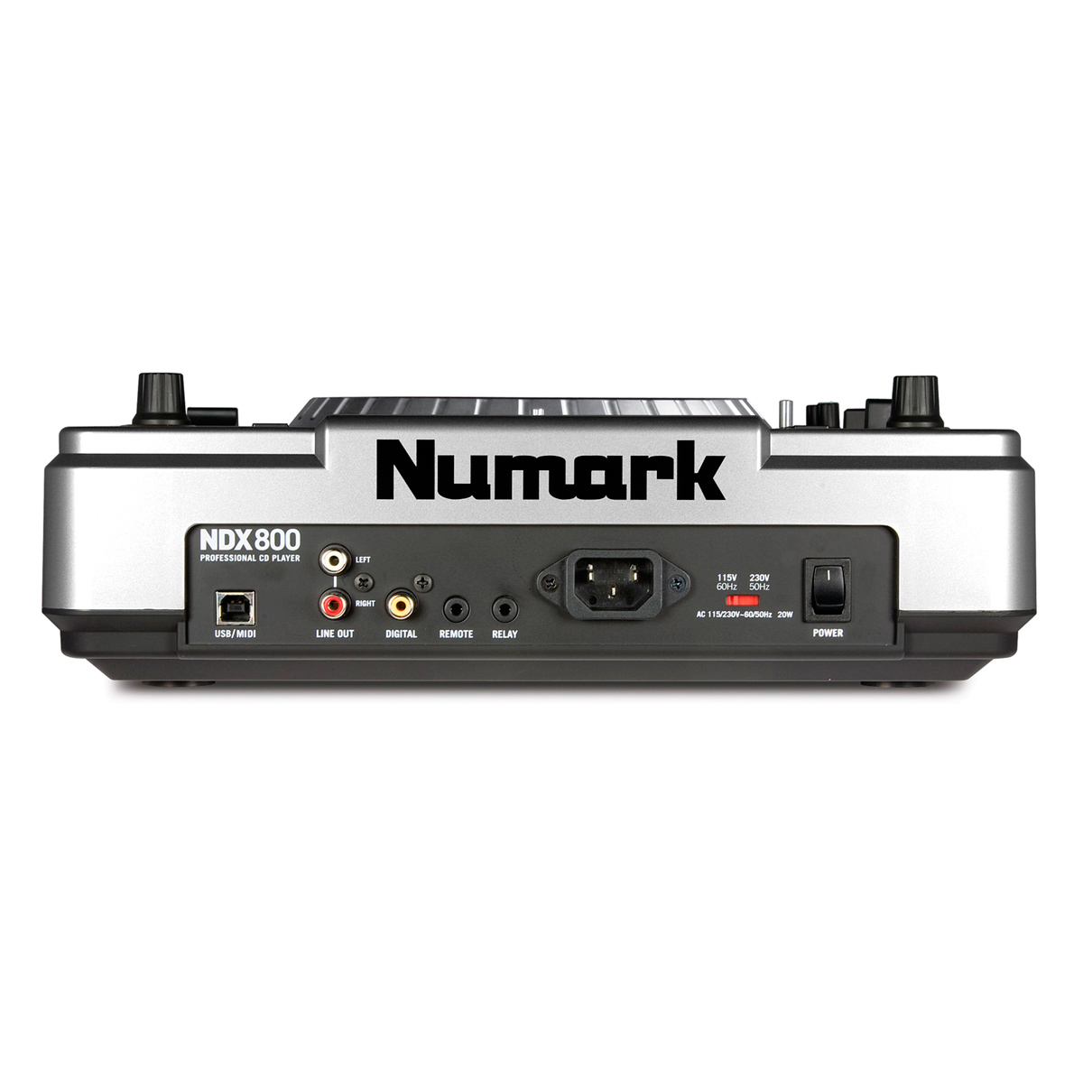 NDX800 - CDJ Player c/ USB NDX 800 - Numark