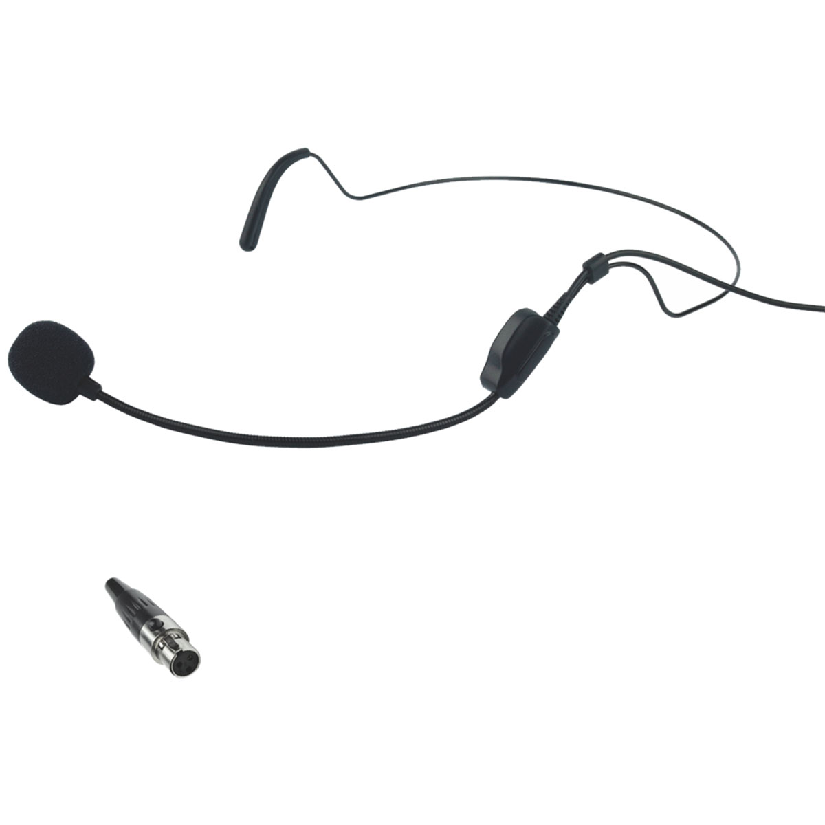 HSM03MX - Microfone c/ Fio Headset / Cabe�a HSM 03 MX - Lyco