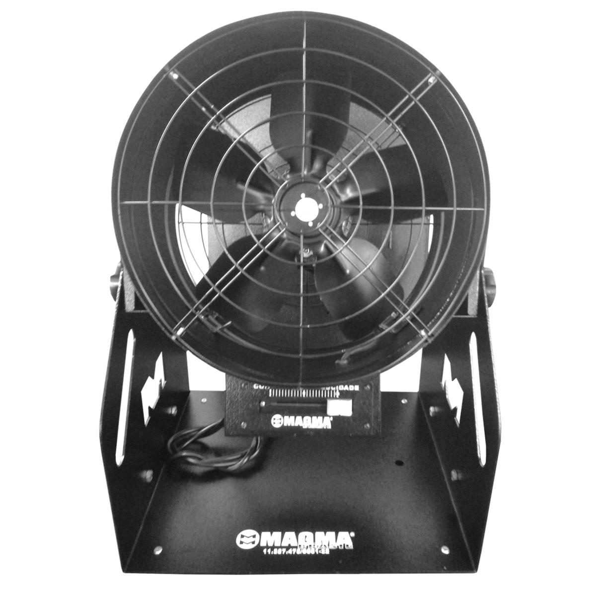 FAN - Ventilador para Dispersar Fuma�a FAN - Magma