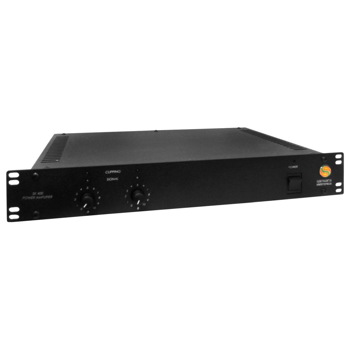 SK404 - Amplificador 70.7V 400W SK 404 - Sansara