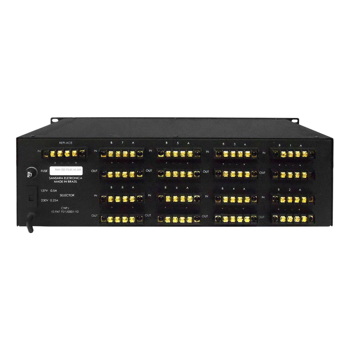 SMR300 - Monitor de Sinal de Saída 3W SMR 300 - Sansara