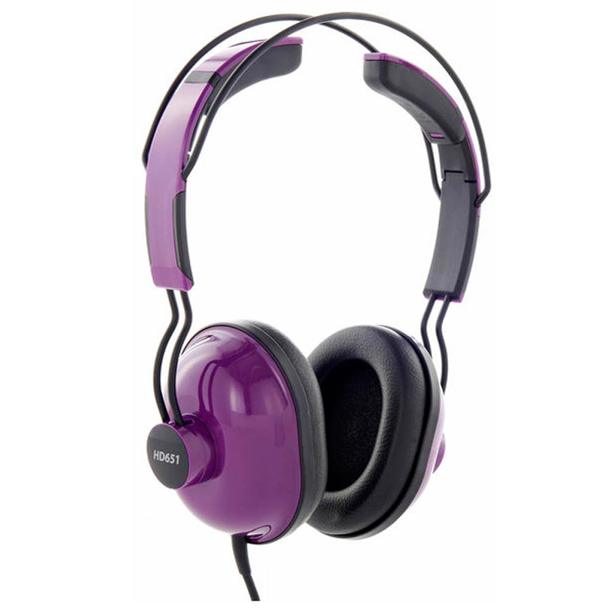 HD651 - Fone de Ouvido On-ear Roxo HD 651 - Superlux