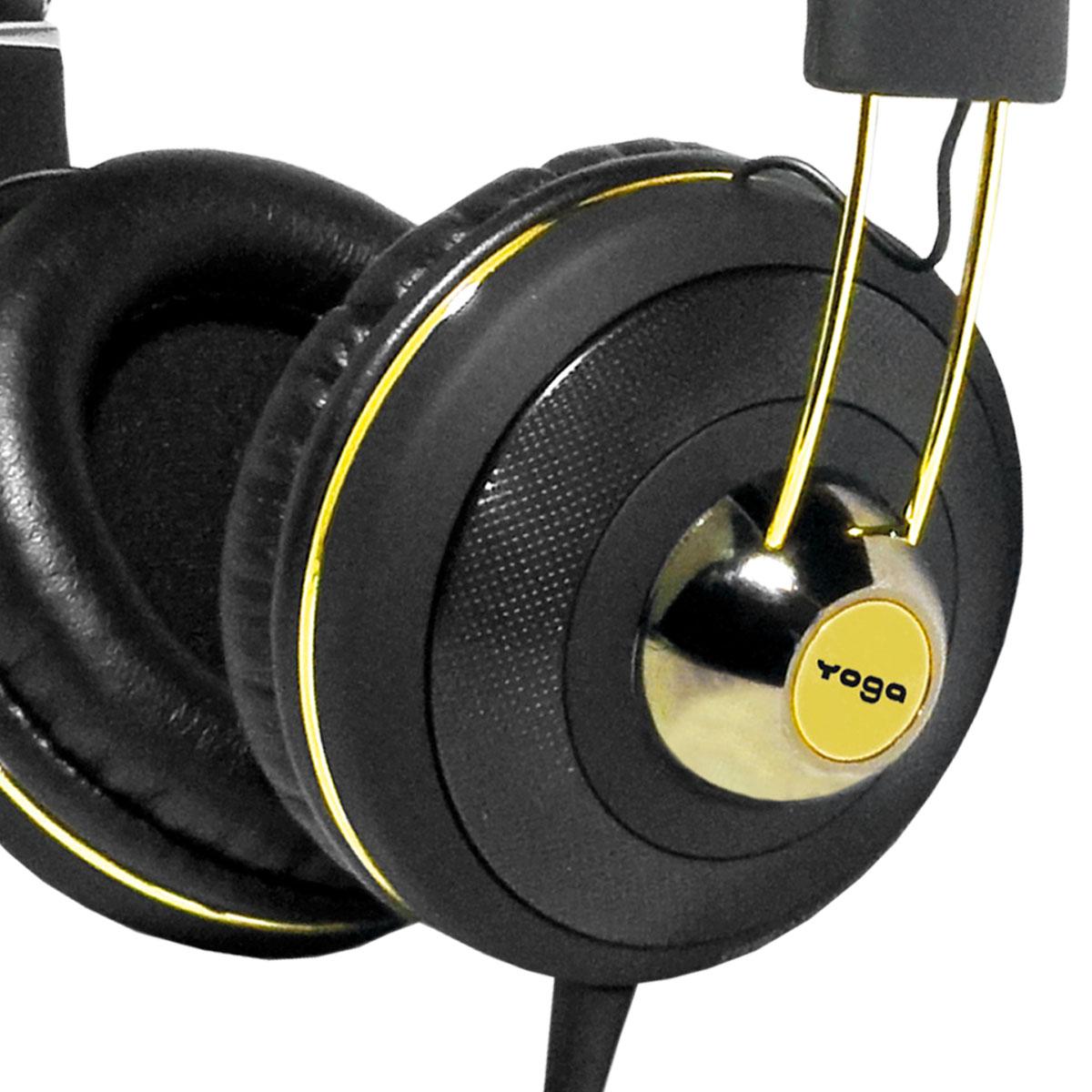 CD67 - Fone de Ouvido Over-ear CD 67 - Yoga