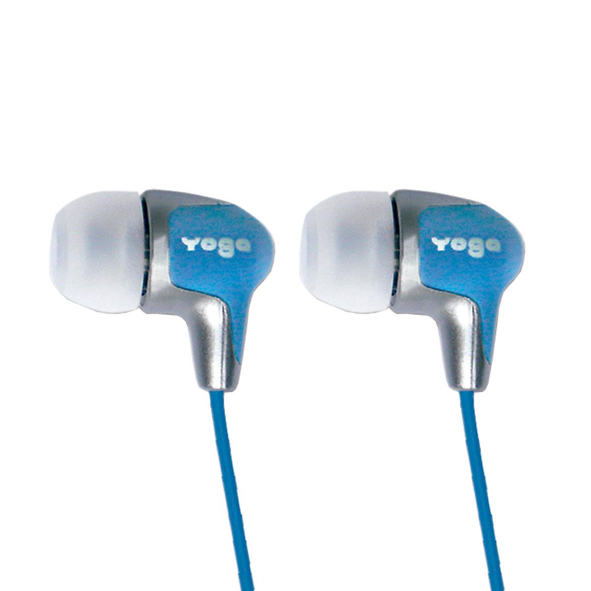 Fone de Ouvido In-ear 10 Hz - 20 KHz 14 Ohms - CD 168 Yoga