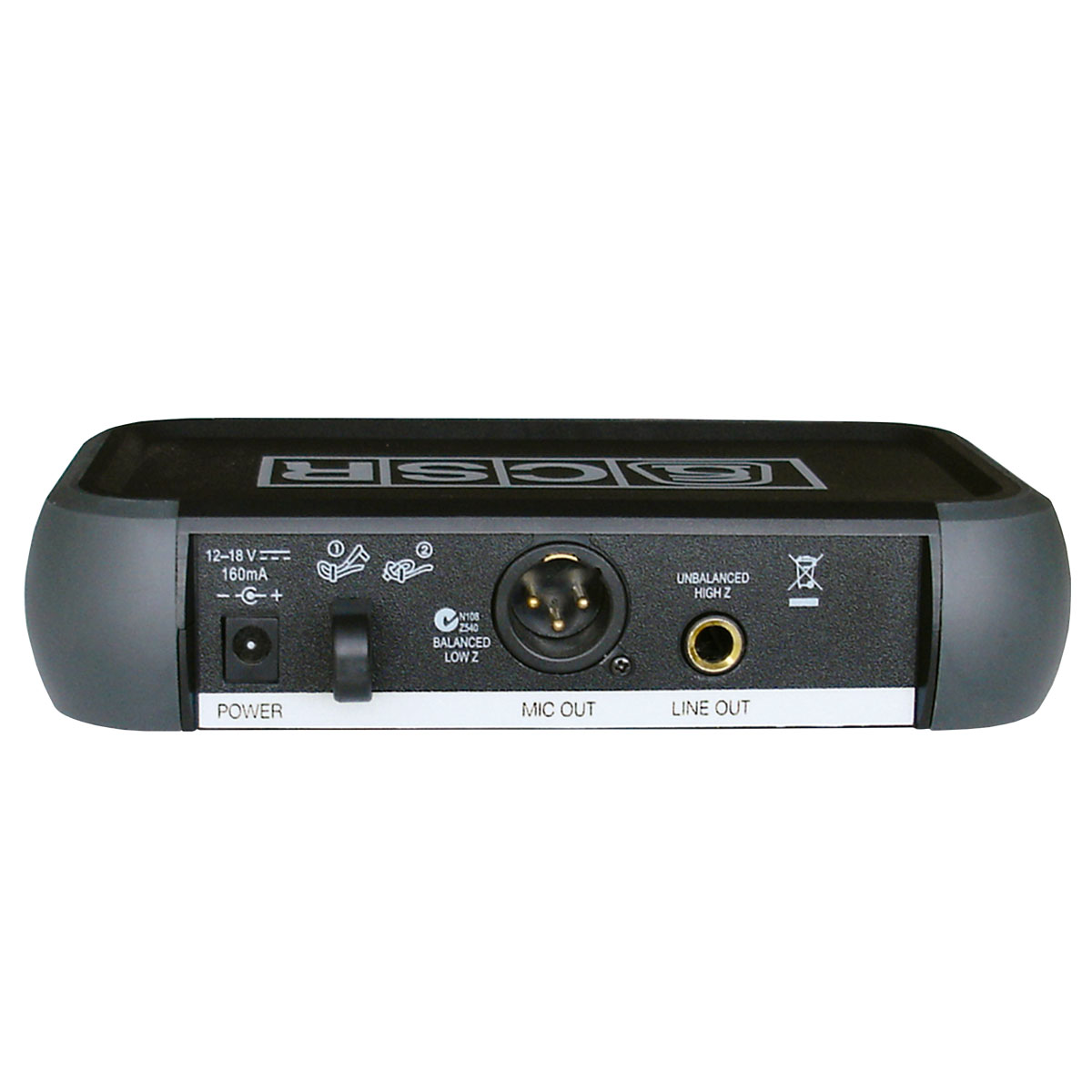 X888 - Microfone s/ Fio de Mão UHF X 888 - CSR