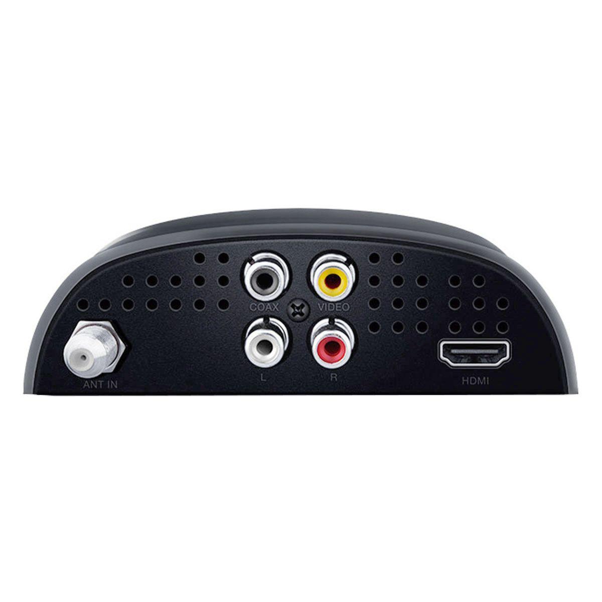 DTV 5000 - Conversor e Gravador Digital de TV Full HD DTV5000 Aqu�rio