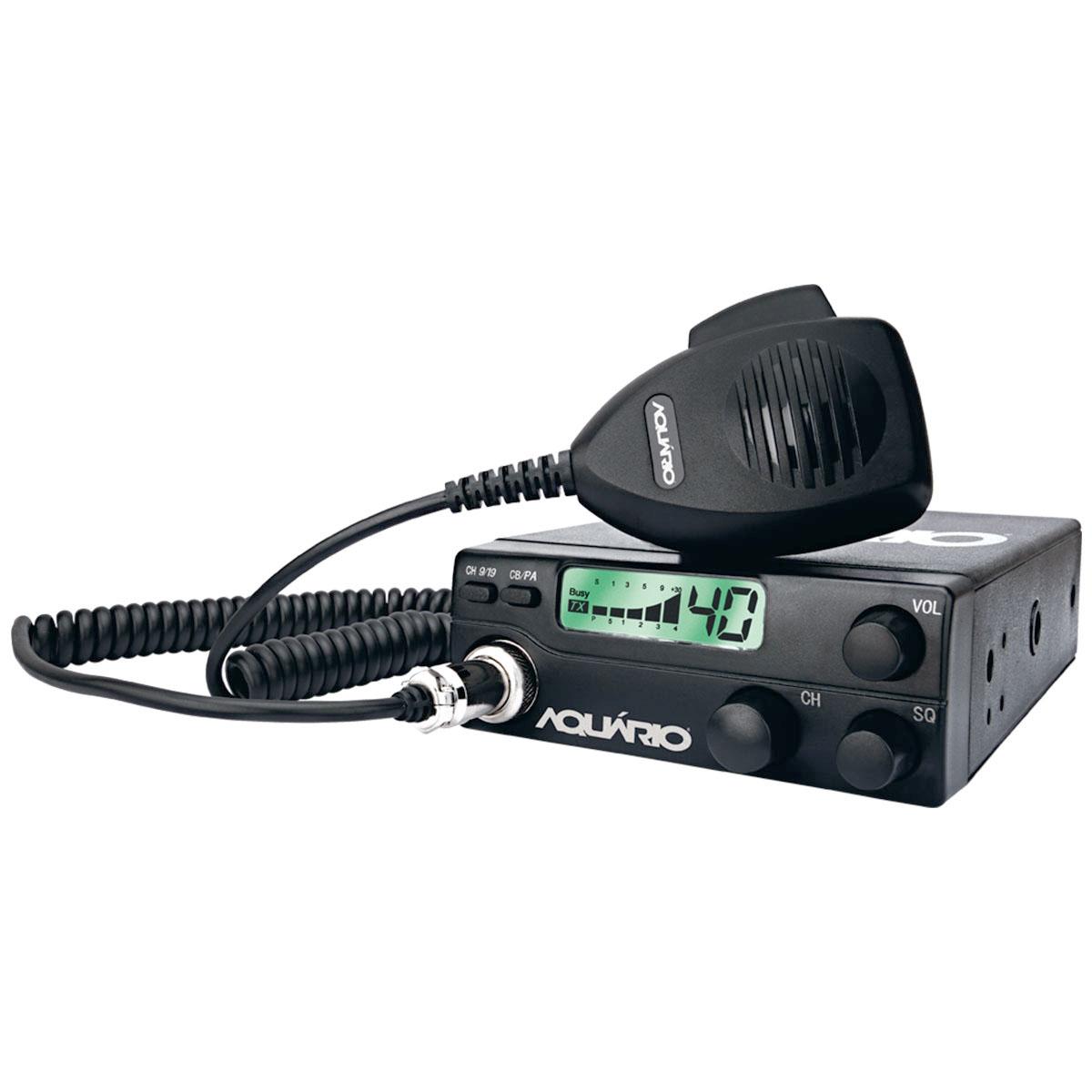 RP 40 - R�dio PX 40 Canais AM RP40 Aqu�rio