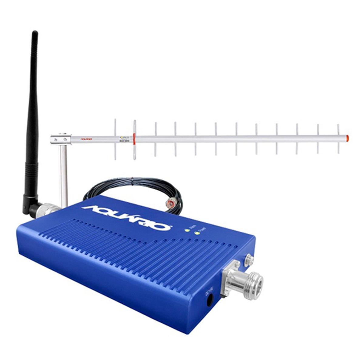 RP 860 N - Mini Repetidor Celular 800MHz p/ Nextel RP860N Aquário