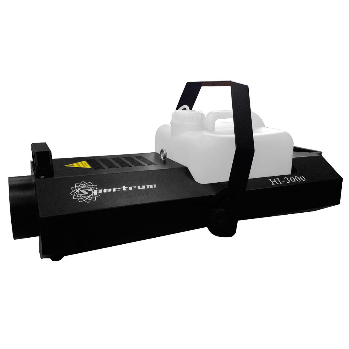 HI3000 - Máquina de Fumaça 3000W 110V c/ Controle Remoto HI 3000 - Spectrum