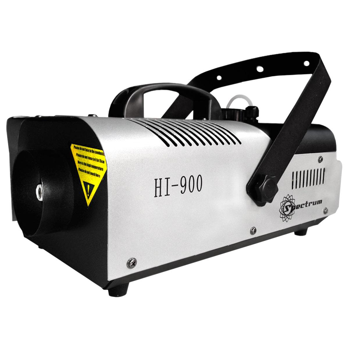 HI900 - Máquina de Fumaça 900W 220V c/ Controle Remoto HI 900 - Spectrum
