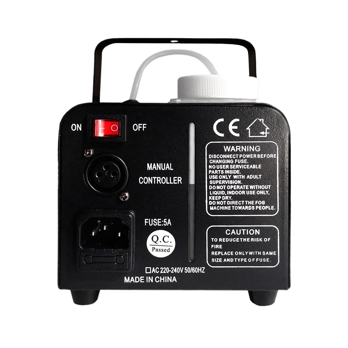 HI609 - Máquina de Fumaça 400W 220V c/ Controle Remoto HI 609 - Spectrum