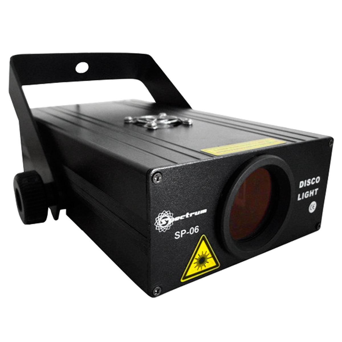 SP06 - Canh�o de Laser Azul SP 06 - Spectrum