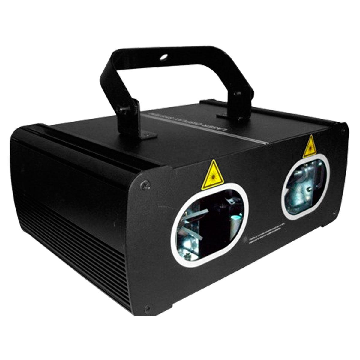 SP04 - Canh�o de Laser Azul 2 Bocas SP 04 - Spectrum