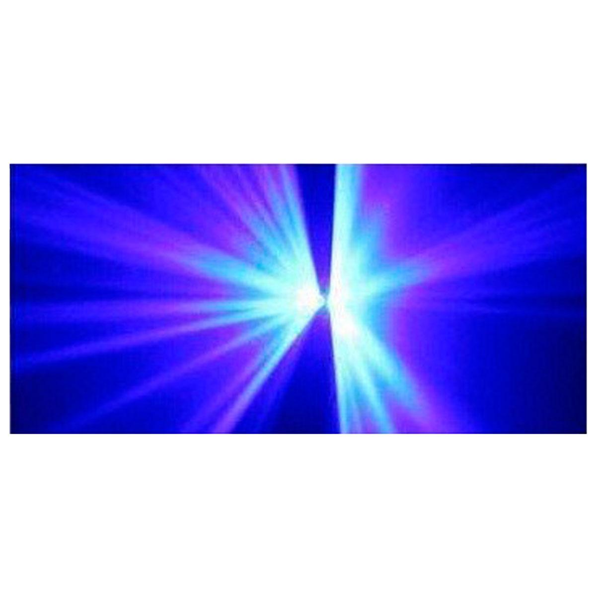 SP04 - Canhão de Laser Azul 2 Bocas SP 04 - Spectrum