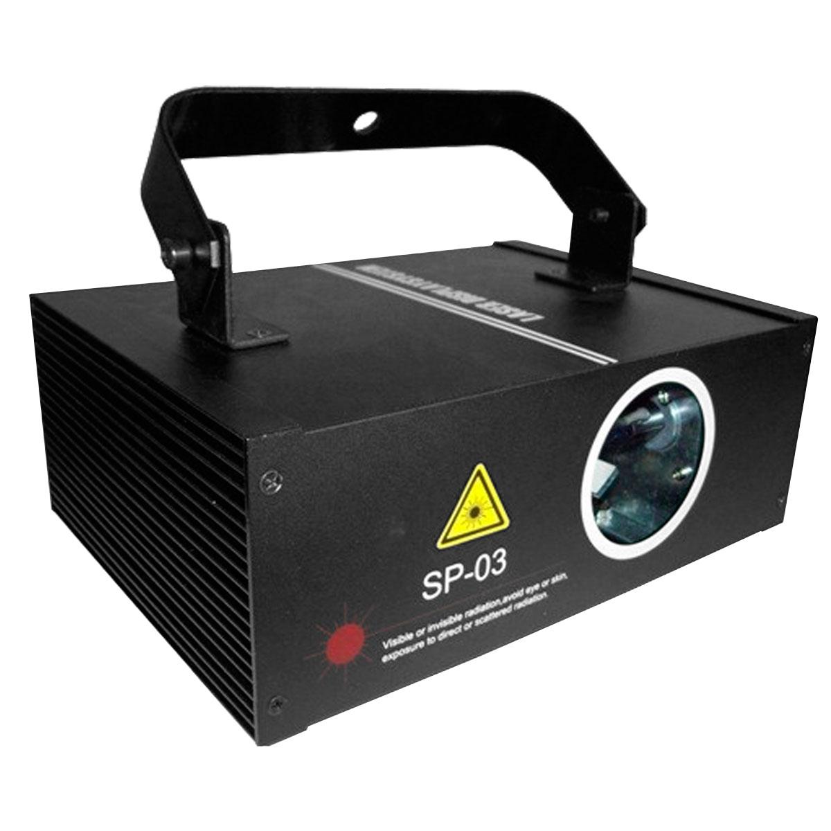 SP03 - Canhão de Laser RGY SP 03 - Spectrum