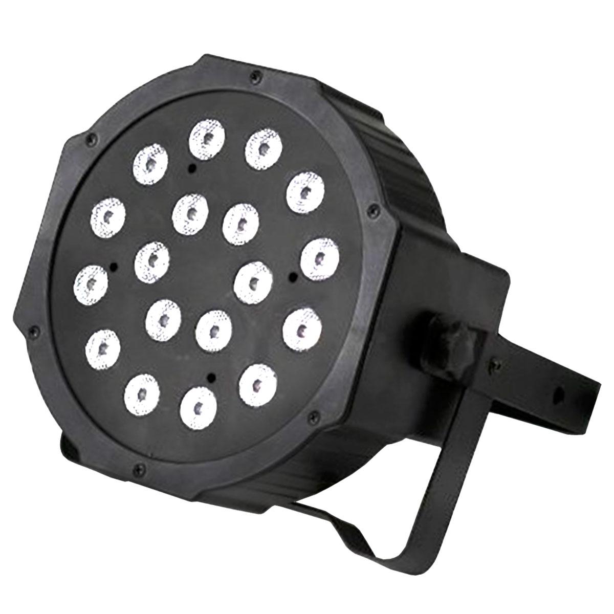 SP19 - Canh�o de LED Par64 RGB 1W SP 19 - Spectrum