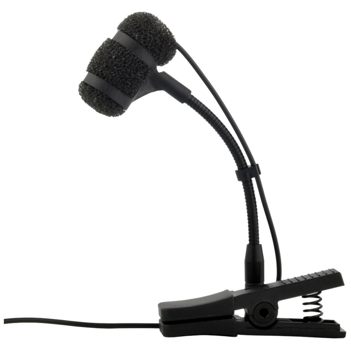 Microfone c/ Fio p/ Trompete IM-03MX - Lyco