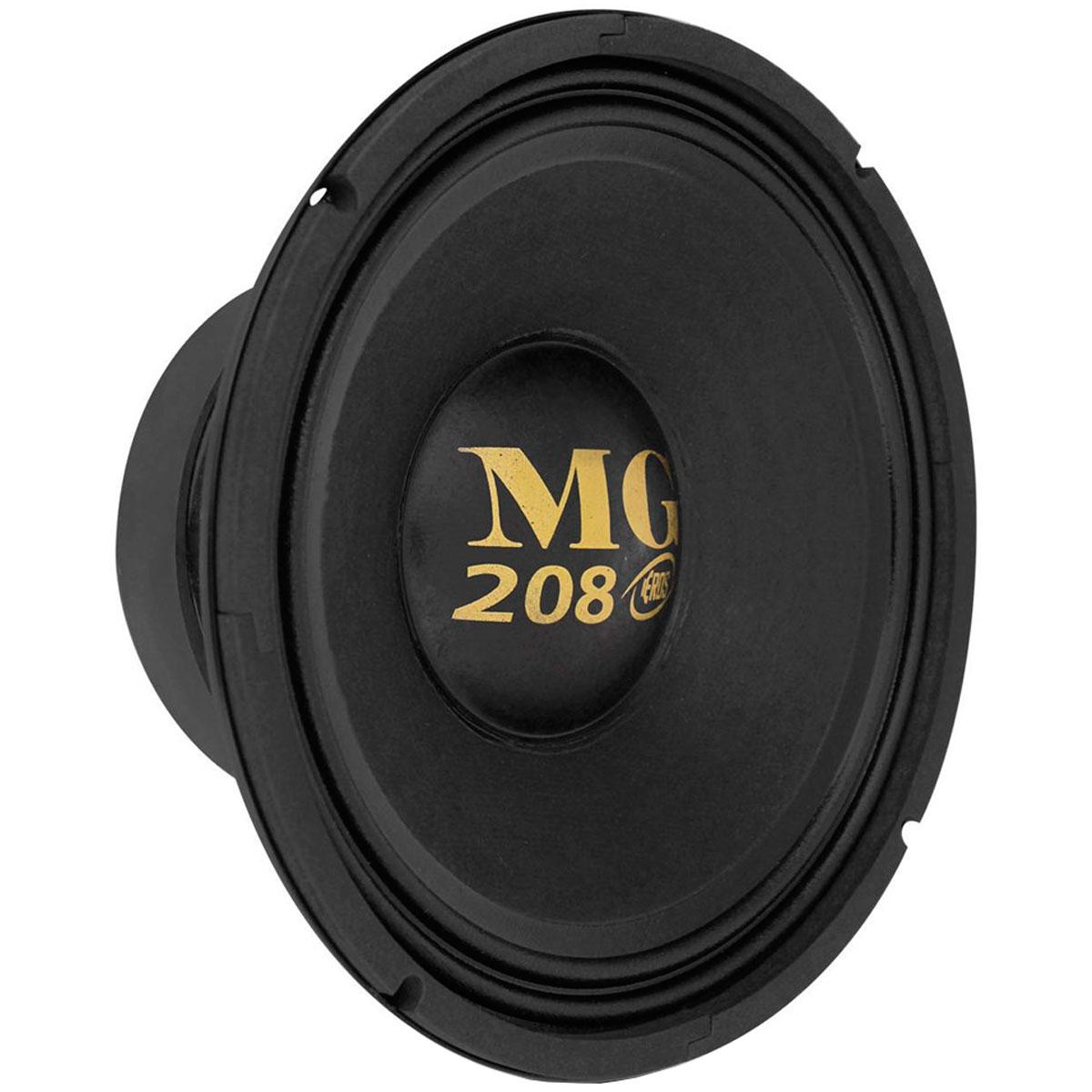E208MG8 - Alto Falante 8 Polegadas 200W E 208 MG 8 - Eros