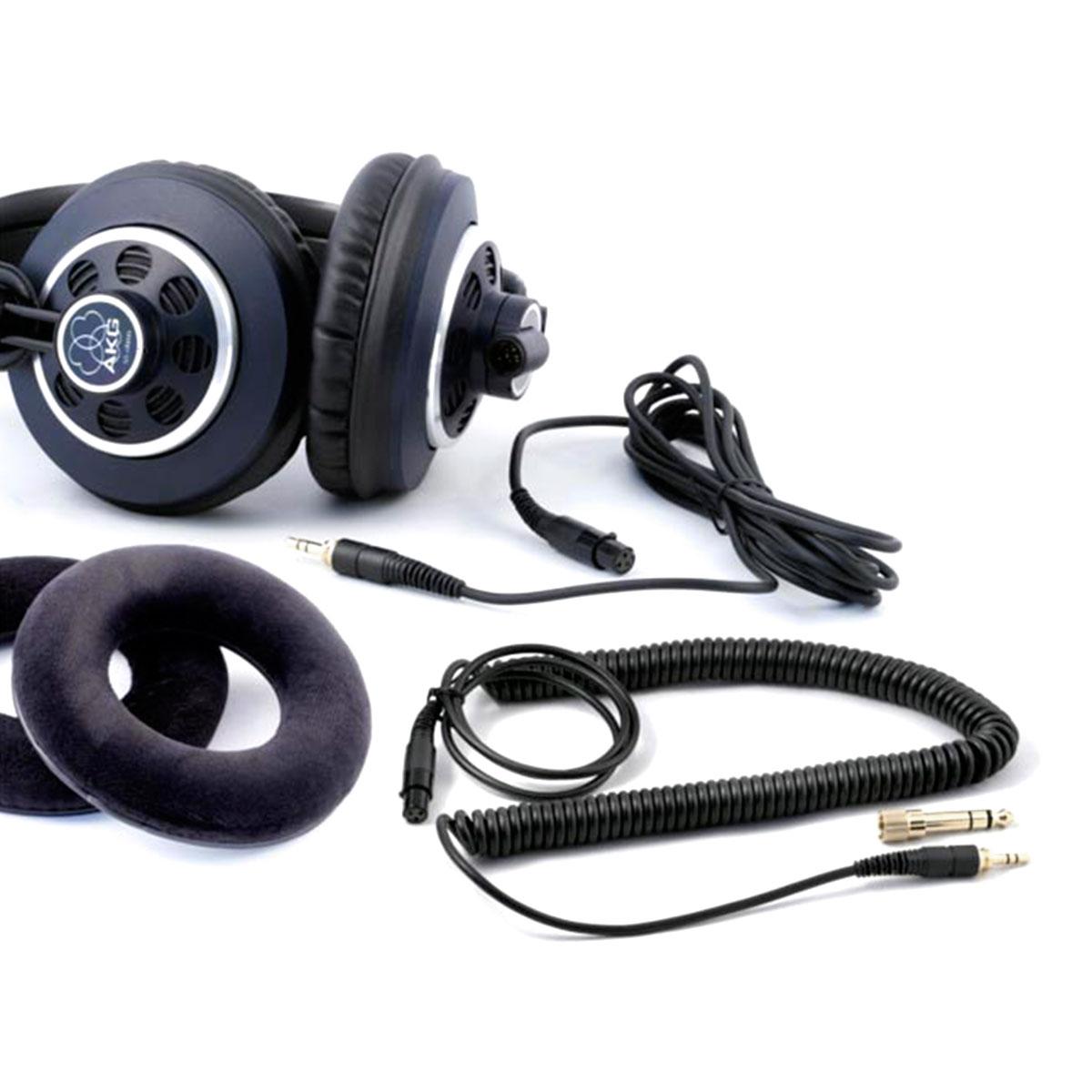 K240MKII - Fone de Ouvido Over-ear K 240 MK II - AKG