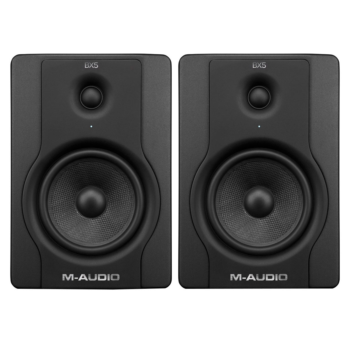 BX5D2 - Monitor de Refer�ncia 70W BX5 D2 ( Par ) - M-Audio