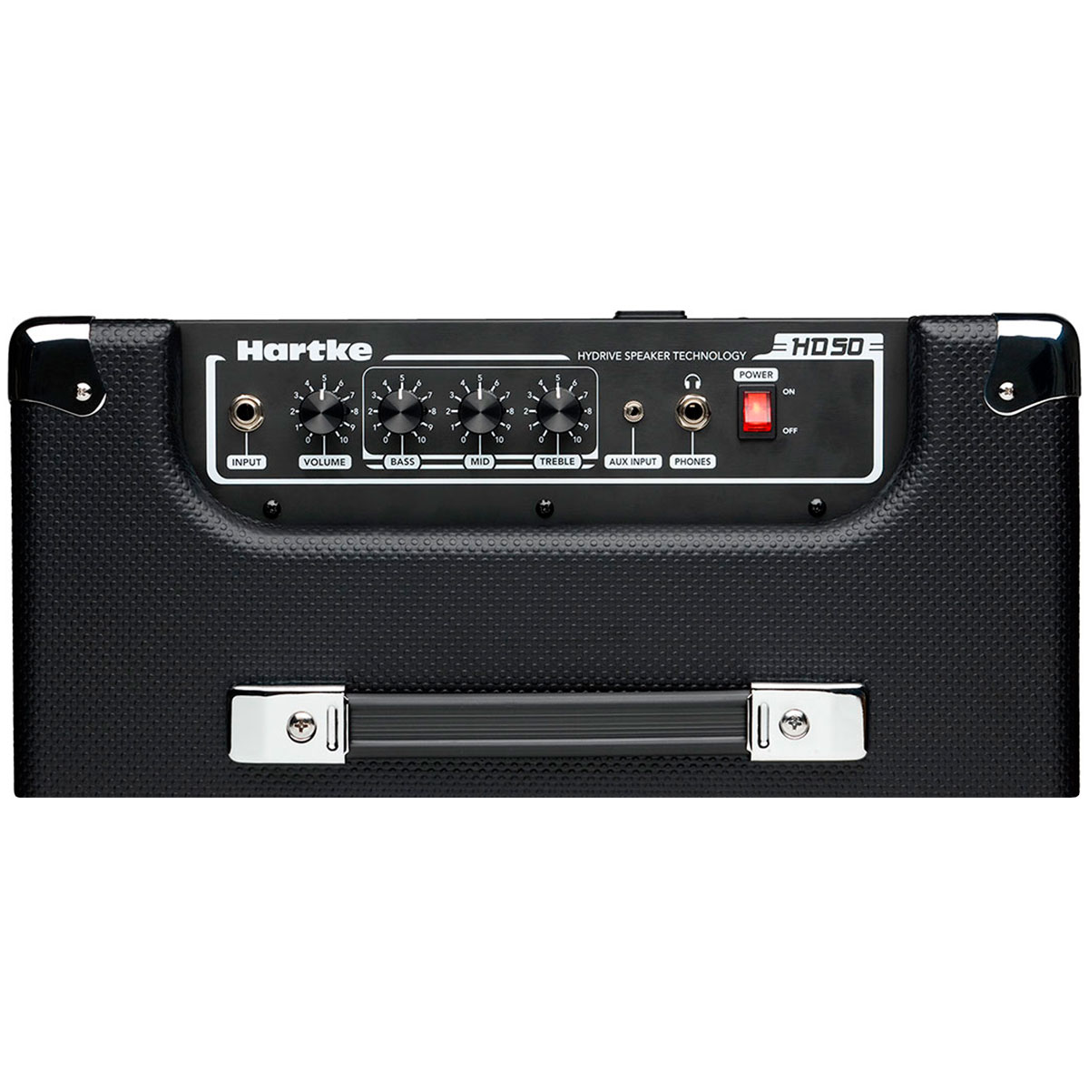 HD50 - Amplificador Combo p/ Contrabaixo HD 50 - Hartke