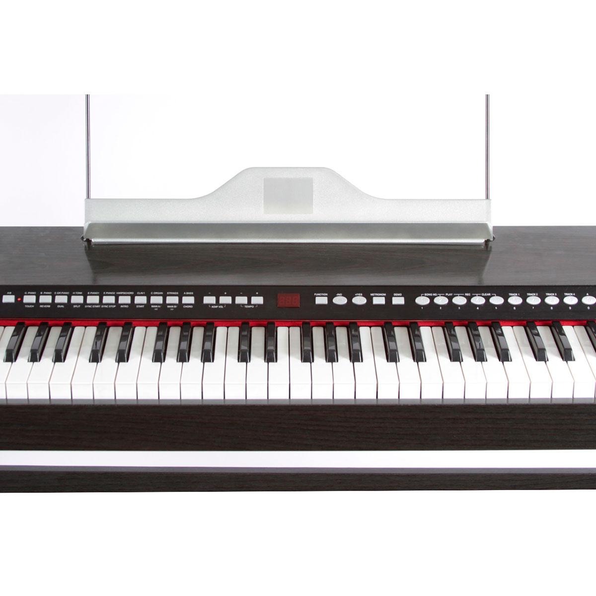 CLG88 - Piano Digital 88 Teclas ClassyGrand 88 CLG 88 - Waldman