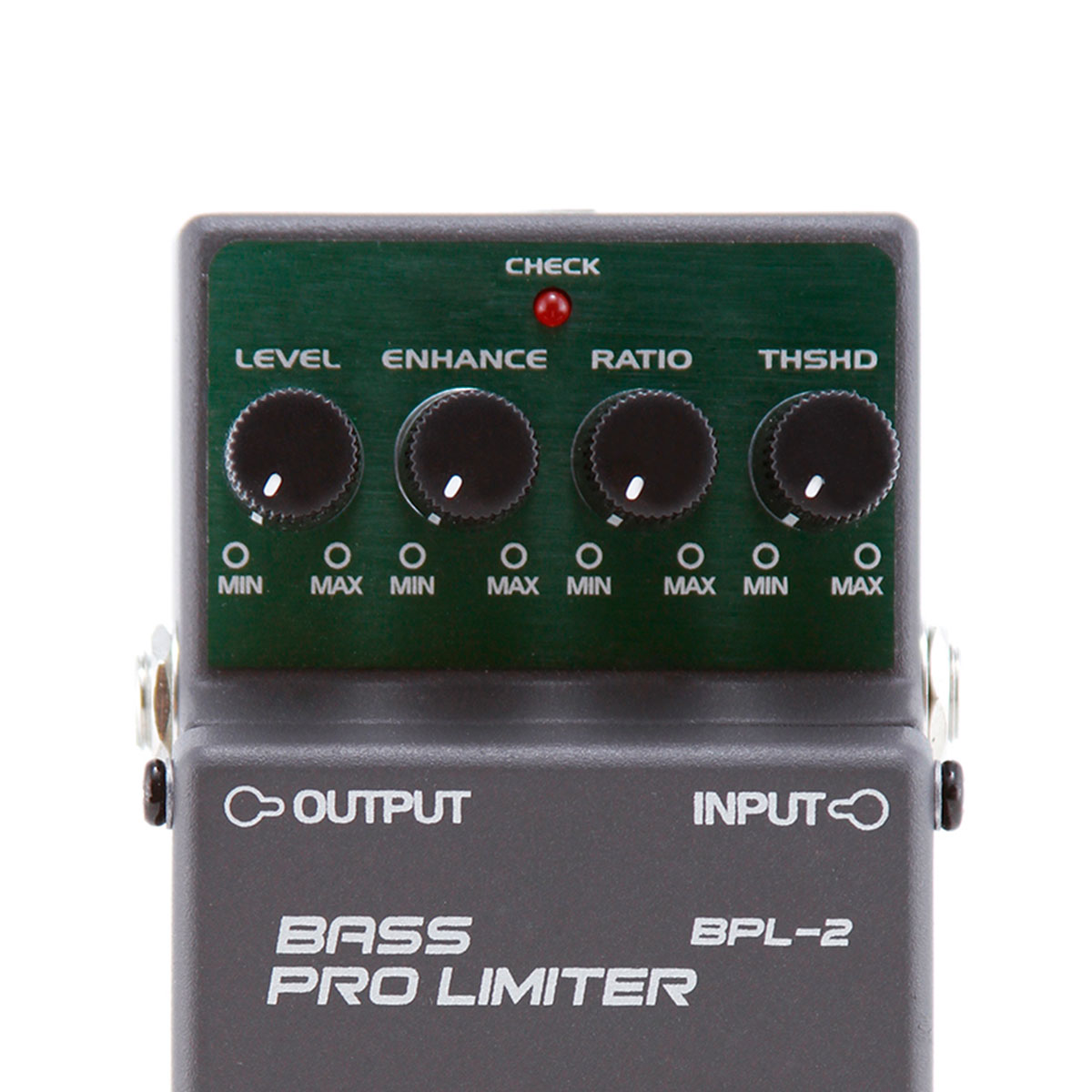 BPL2 - Pedal Contrabaixo Bass Pro Limiter BPL 2 - Waldman