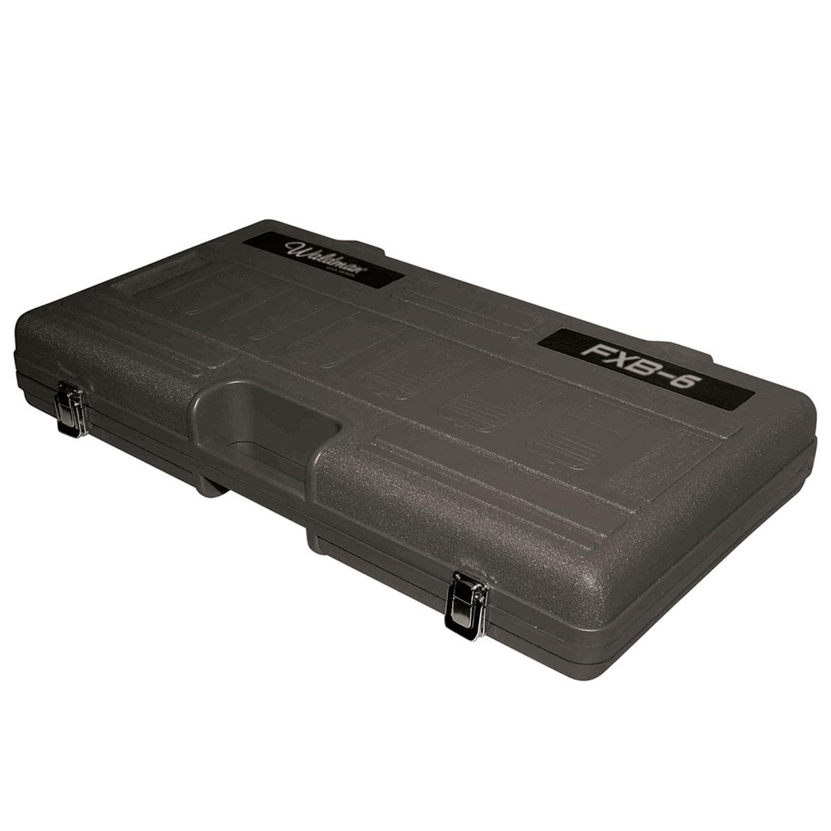 FXB6 - Case PedalBoard p/ Até 6 Pedais FXB 6 - Waldman