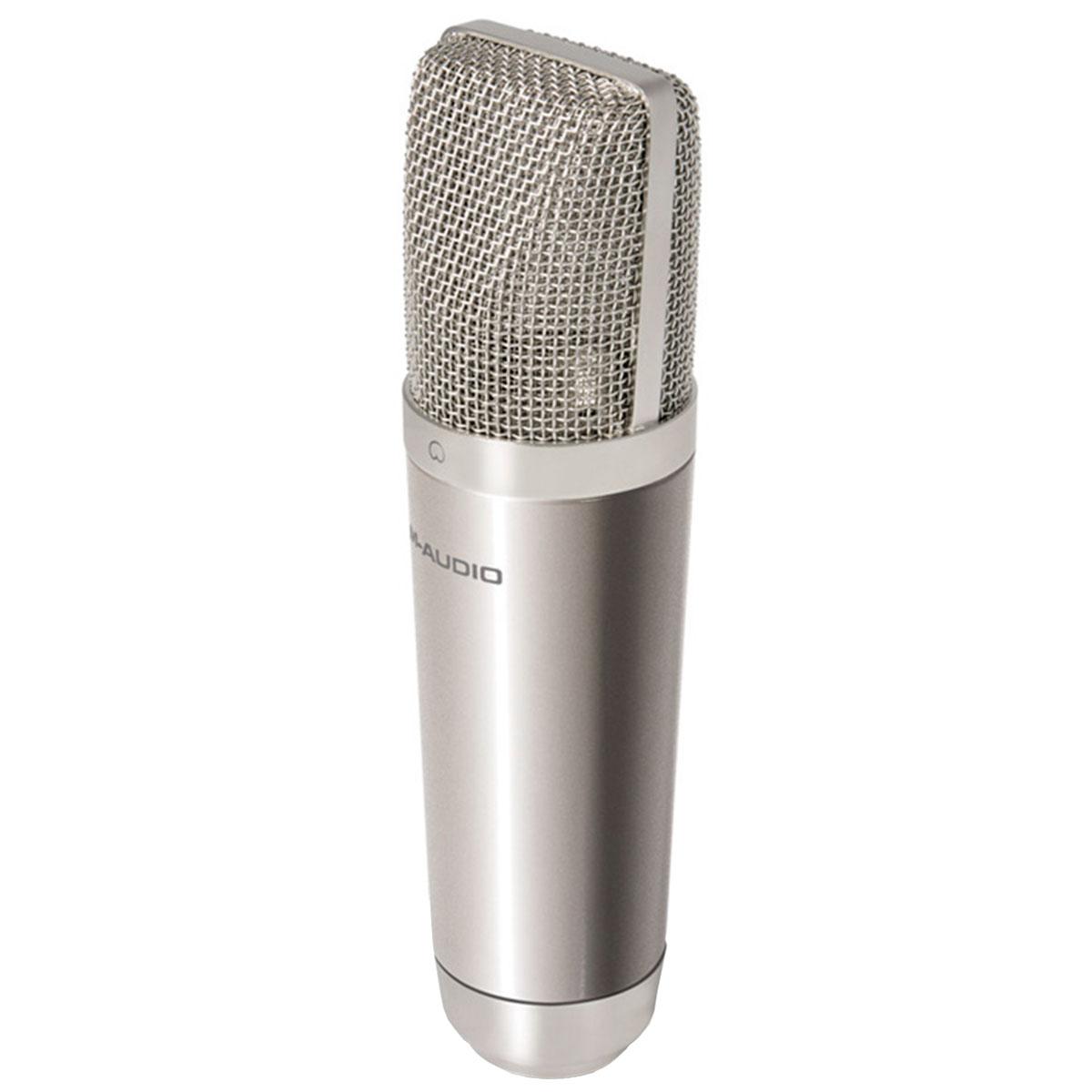 Nova - Microfone Condensador com Fio Nova M-Audio