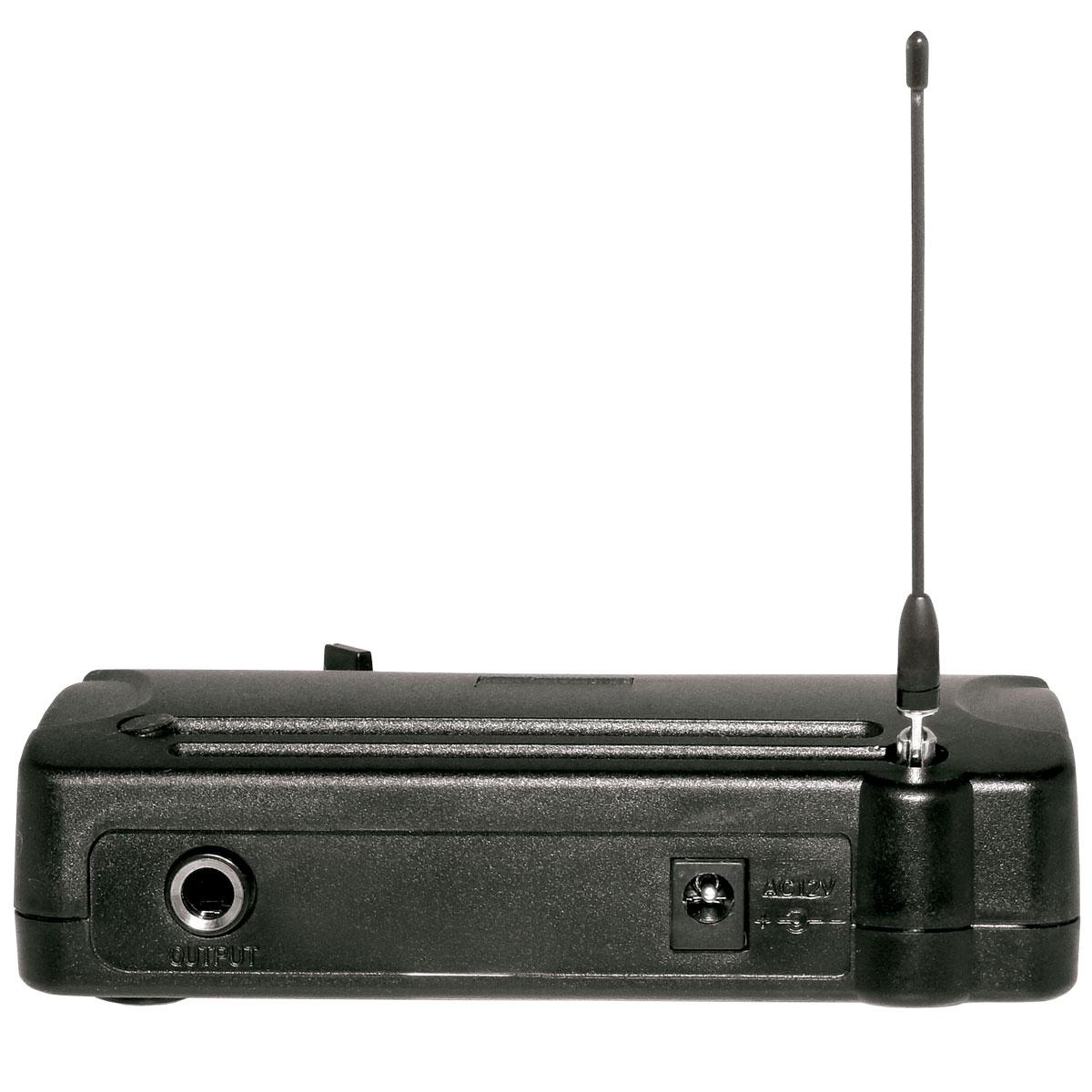 104H - Microfone s/ Fio de Mão VHF 104 H - CSR