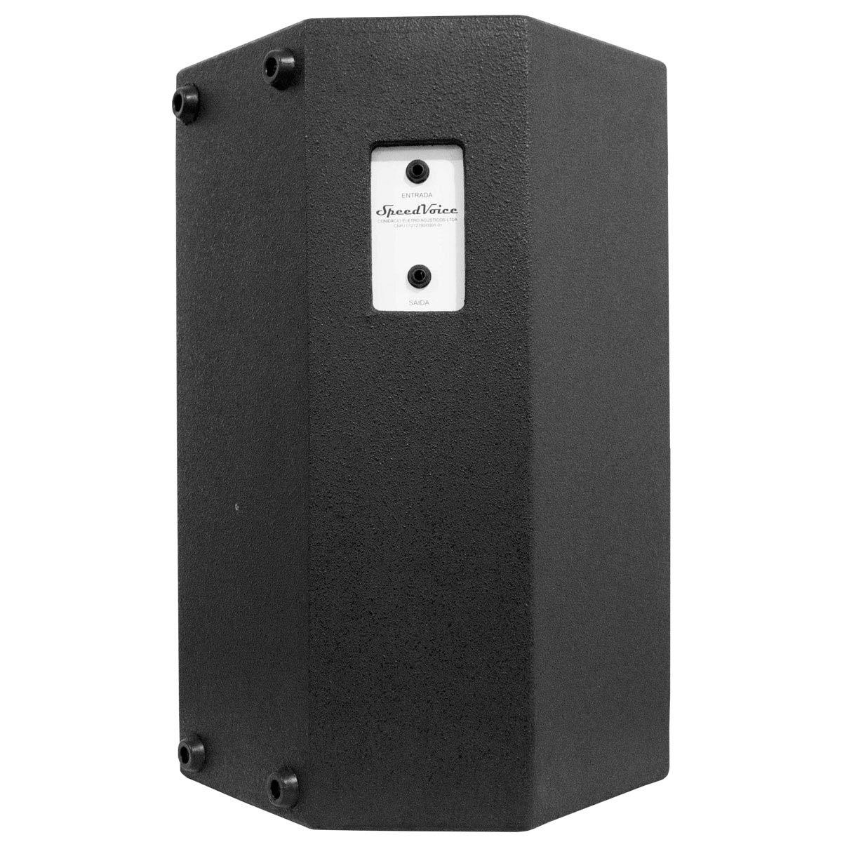 SVX10 - Caixa Passiva 100W SVX 10 - Speed Voice
