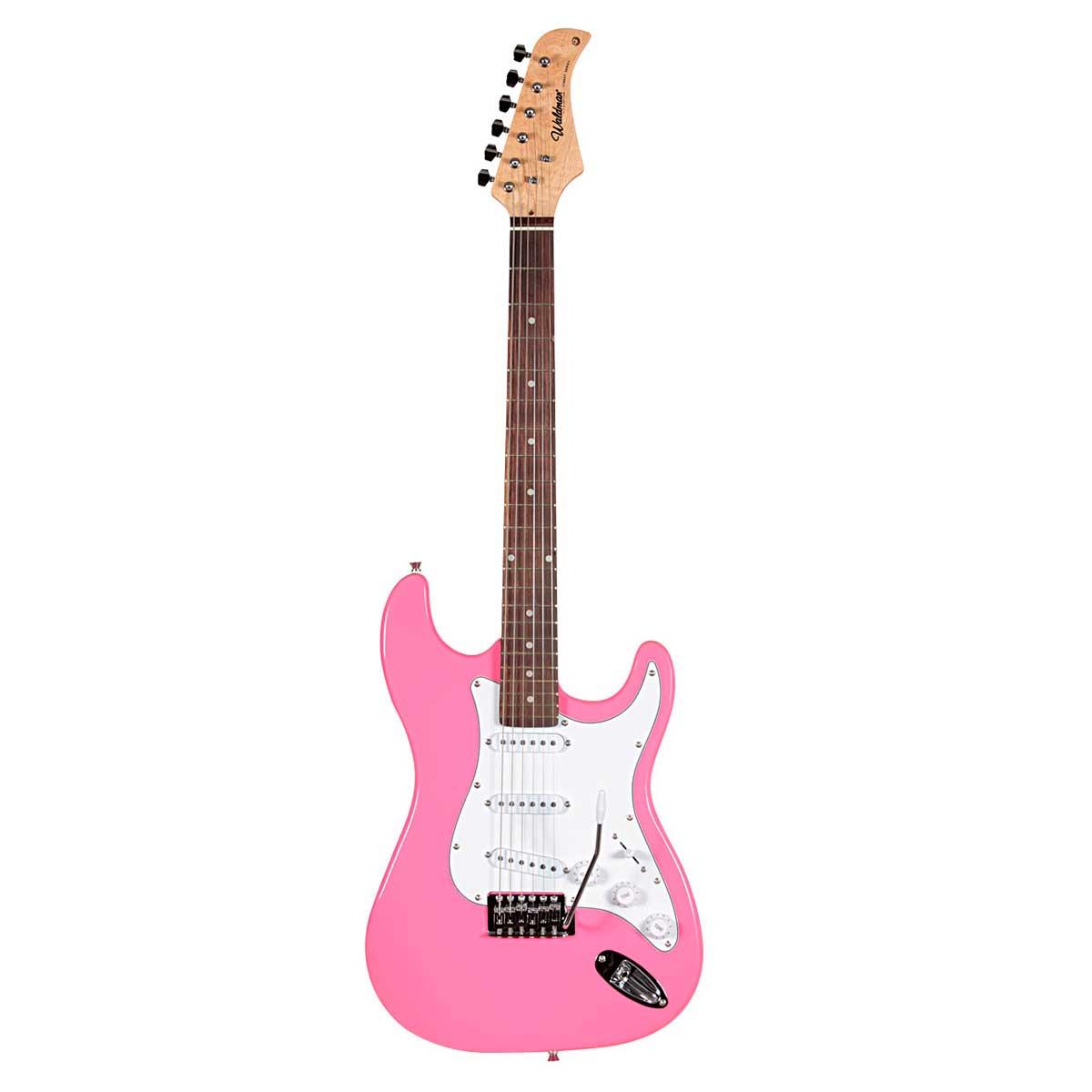 Guitarra ST111 Strato Street Rosa ST 111 - Waldman