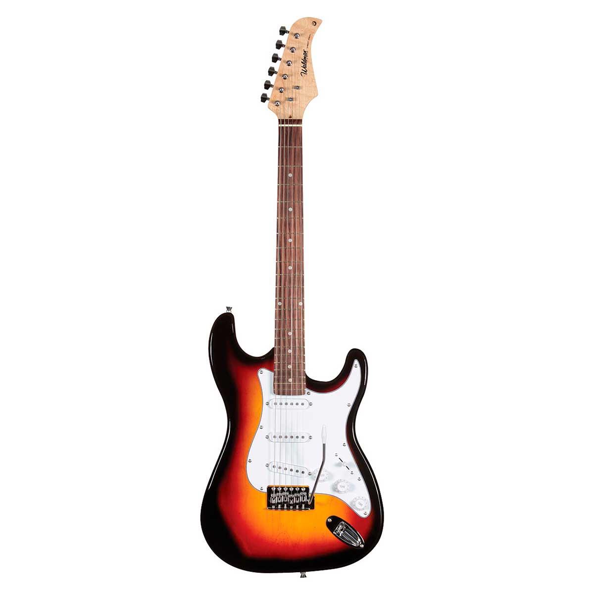 Guitarra ST111 Strato Street Degradê ST 111 - Waldman