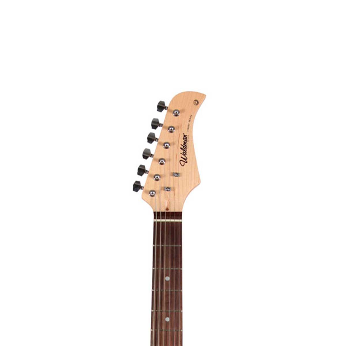 Guitarra ST111 Strato Street Branca ST 111 - Waldman