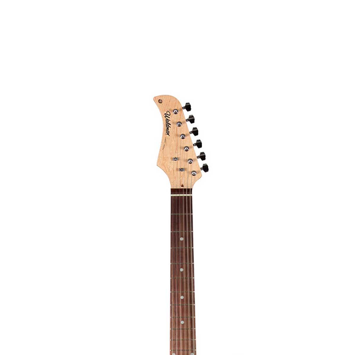 Guitarra ST111 LH Strato Street Branca ST 111 - Waldman