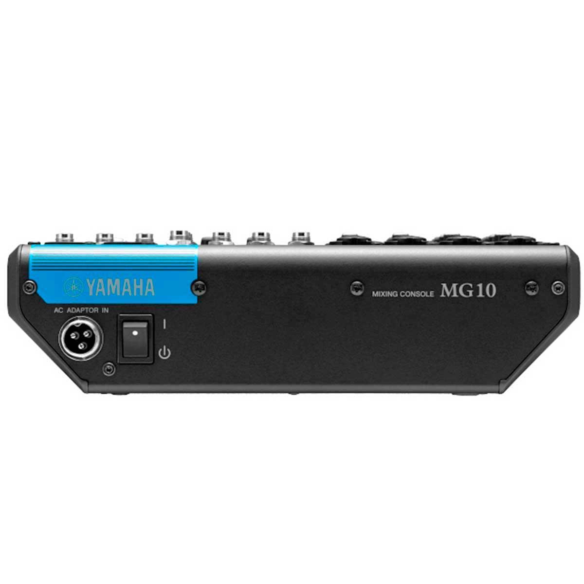 MG10 - Mesa de Som / Mixer 10 Canais MG 10 - Yamaha
