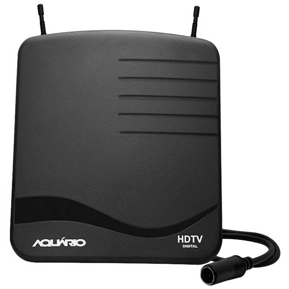 DTV1100 - Antena Interna TV Digital 4 em 1 DTV 1100 Aquário