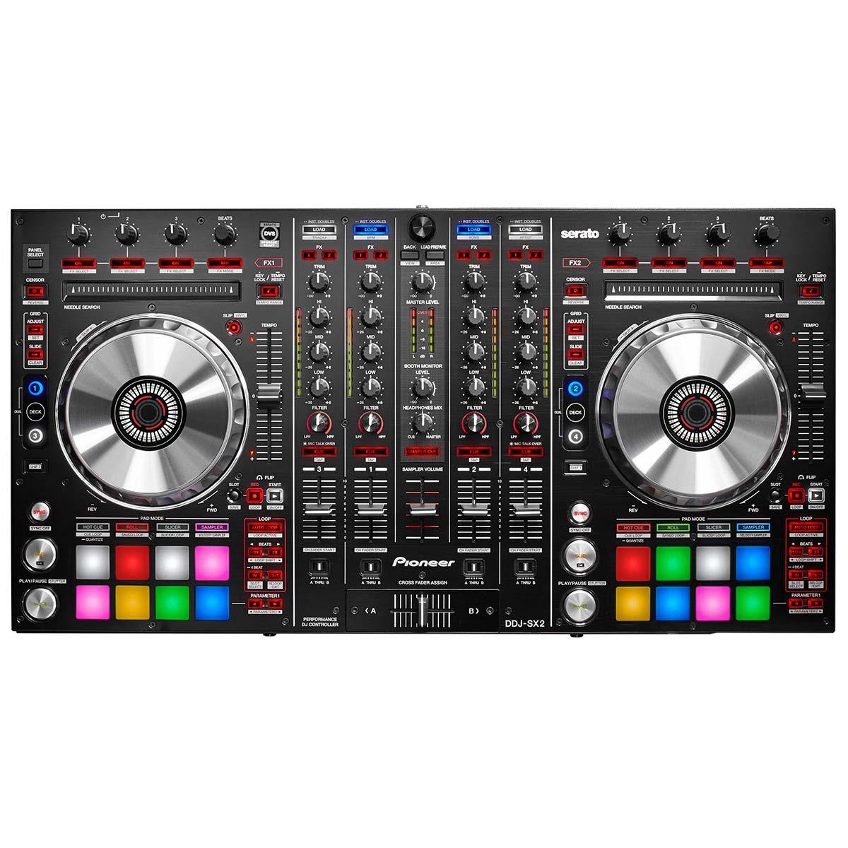 DDJSX2 - Controladora DJ c/ USB DDJ SX 2 - Pioneer