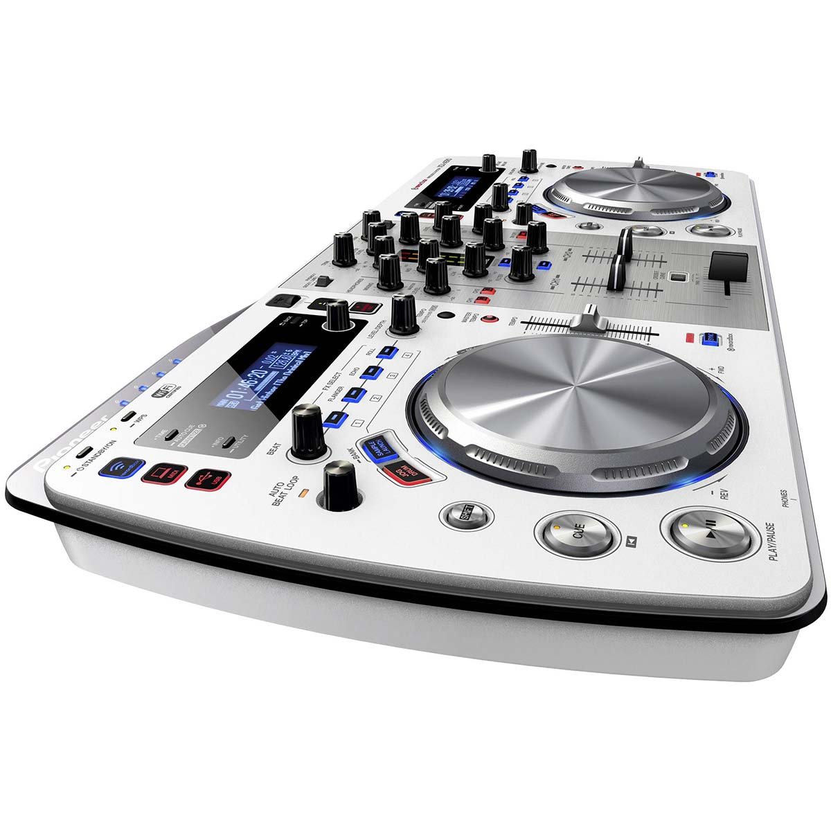 XDJAERO - Controladora DJ c/ Wireless XDJ AERO Branca - Pioneer