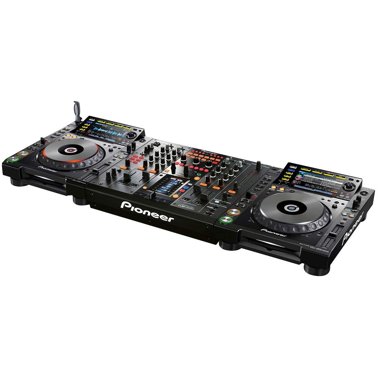 CDJ2000NXS - CDJ Player c/ USB CDJ 2000 NXS Preto - Pioneer