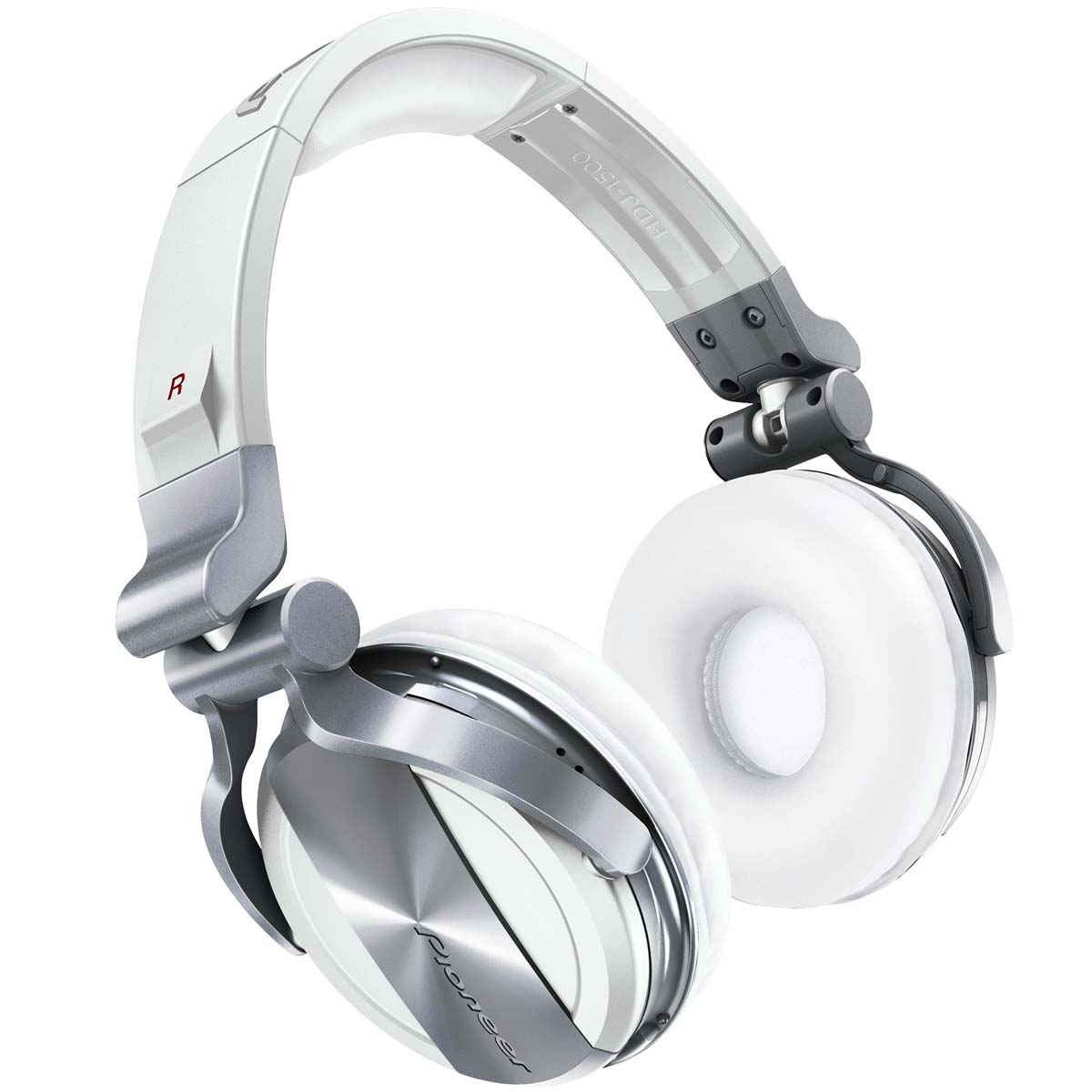 HDJ1500 - Fone de Ouvido Over-ear Branco HDJ 1500 - Pioneer