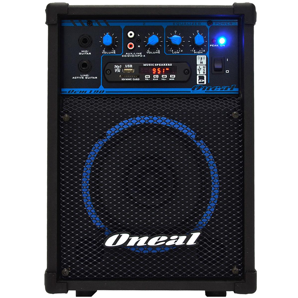 OCM190 - Cubo Multiuso Ativo 40W OCM 190 - Oneal
