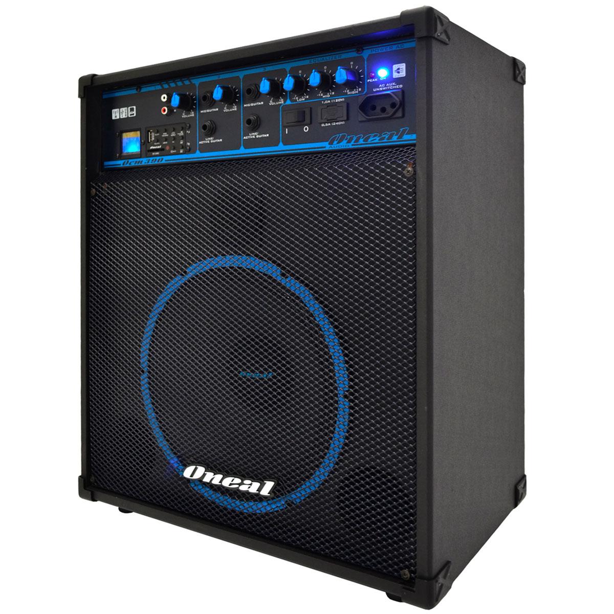 OCM390 - Cubo Multiuso Ativo 80W c/ USB OCM 390 - Oneal