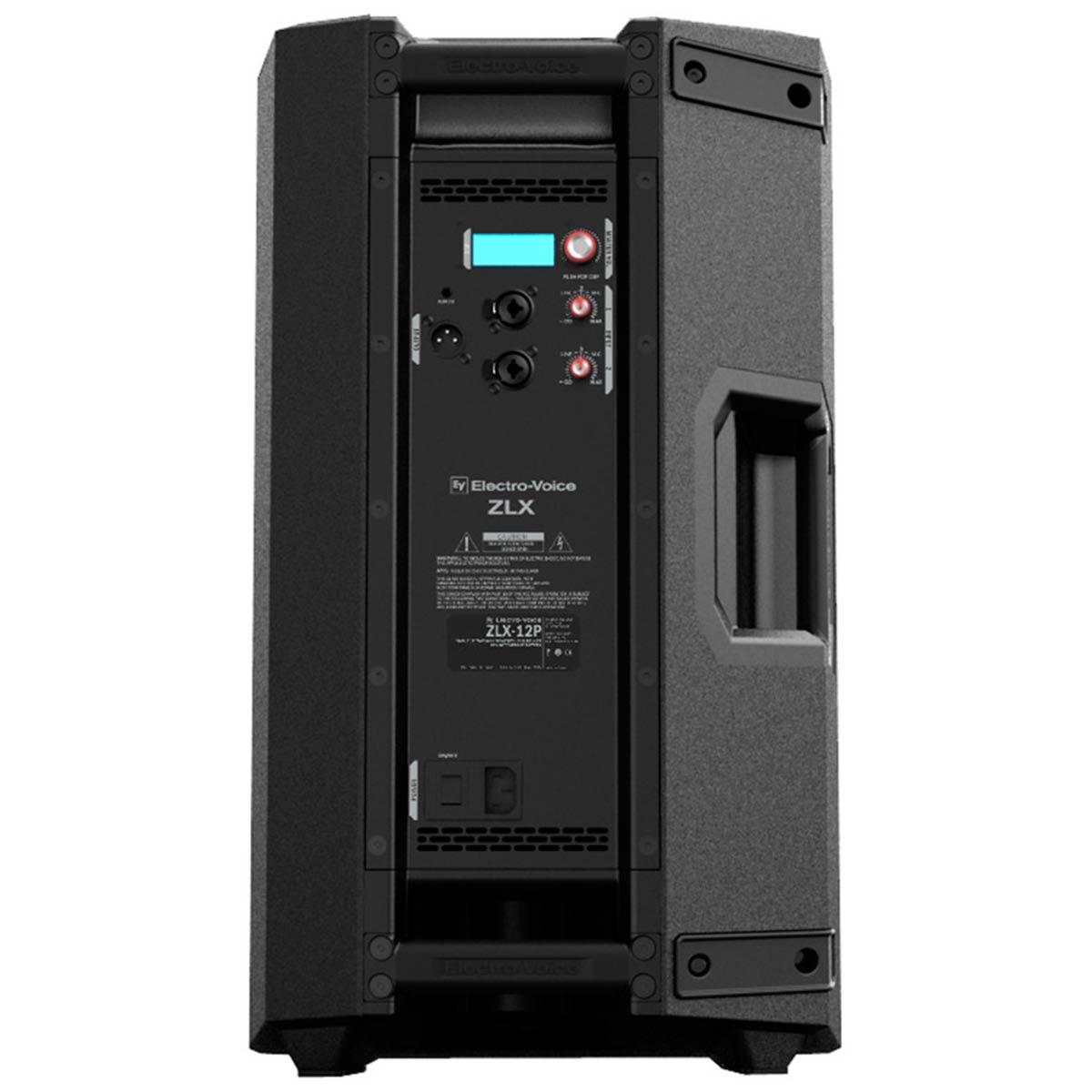 Caixa Ativa Fal 12 Pol 1000W - ZLX 12 P Electro-Voice