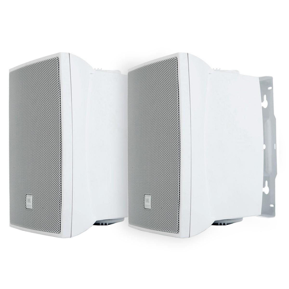 Caixa Passiva p/ Som Ambiente Fal 6 Pol 50W (Par) - C 621 B JBL